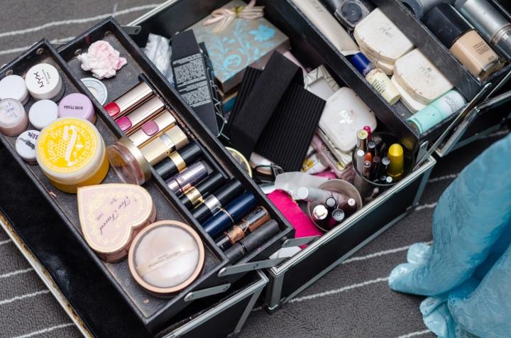 Alat Makeup; Kahwin; Melayu Kahwin; Teluk Intan