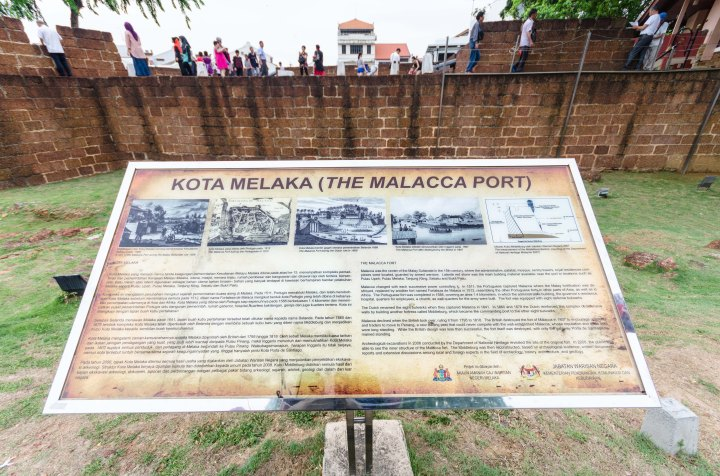 The Malacca Port (2)